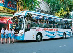 Bus Ho Chi Minh Mui Ne