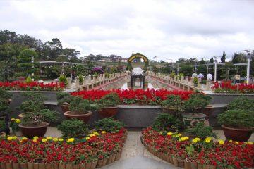 dalat-flower-park
