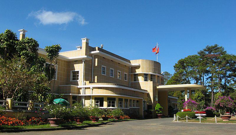 Bao Dai King's Summer Palace